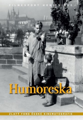Humoreska - DVD box
