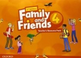 Family and Friends 2nd Edition 4 Teacher´s Resource Pack