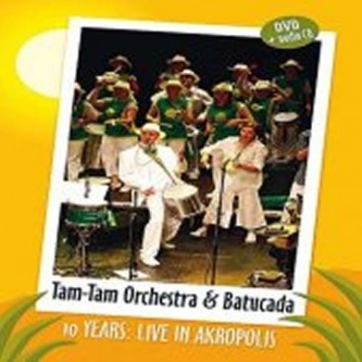 10 years – Live in Akropolis - DVD