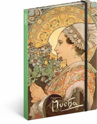 Alfons mucha Bodlák notes linkovaný