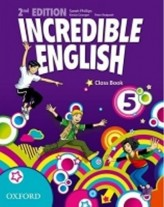 Incredible English 2nd Edition 5 Class Book