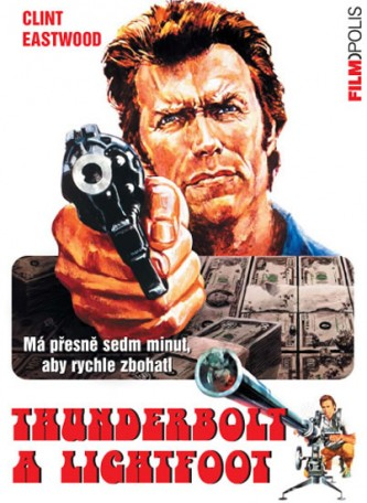 Thunderbolt a Lightfoot - DVD