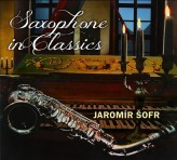 Saxophone in Classics - CD