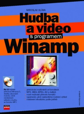 Hudba a video s programem Winamp