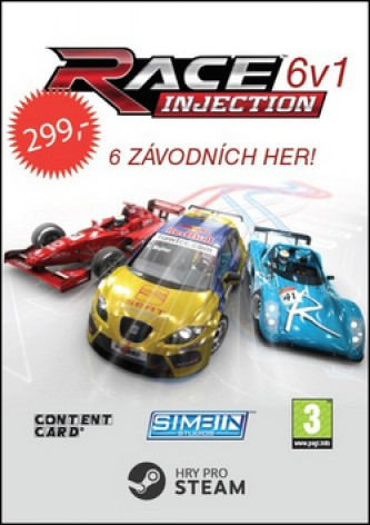 Race Injection 6v1