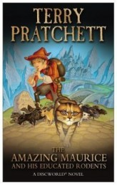 The Amazing Maurice and His Educated Rodents. Maurice, der Kater, englische Ausgabe