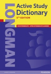 Longman Active Study Dictionary, Fith edition