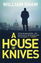A House of Knives. Kings of London, englische Ausgabe