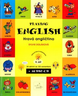 Playing English Hravá angličtina + CD