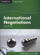 International Negotiations, Student's Book w. 2 Audio-CDs