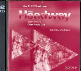 New Headway Elementary Class 2xCD