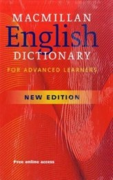Macmillan English Dictionary for Advanced Learners (New edition)