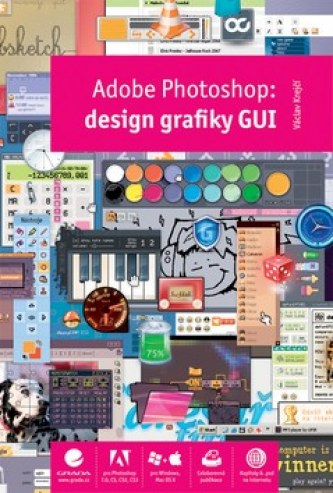 Adobe Photoshop: design grafiky GUI
