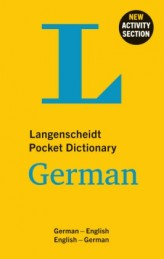 Langenscheidt Pocket Dictionary German