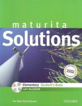 Solutions elementary student´t book + CD CZedition