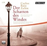 Der Schatten des Windes, 2 Audio-CDs