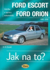 Ford Escort, Ford Orion od 9/90