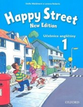 Happy Street 1 New Edition Učebnice angličtiny