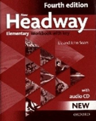New Headway Elementary Workbook Pack with Key