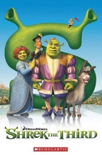 Shrek the Third + CD