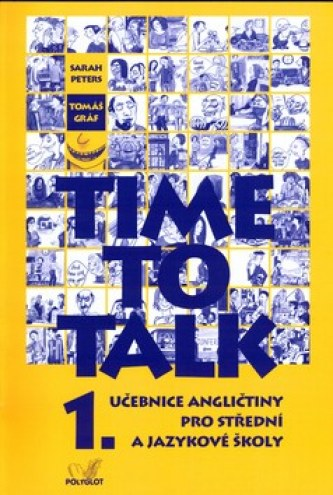 Time to Talk 1. - Tomáš Gráf; Sarah Peters
