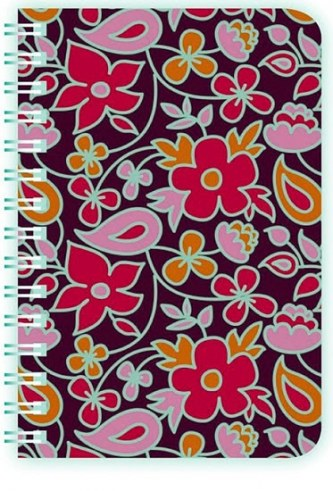 Diář Twins 2012 - Design týdenní S - Charming Red