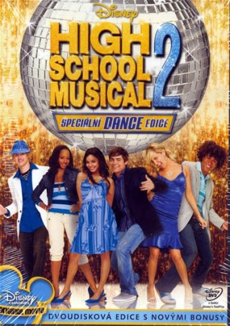 High School Musical 2 - Dance - 2 DVD