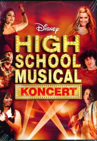 High School Musical - koncert - DVD