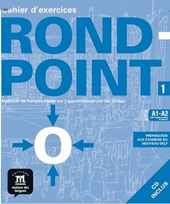 Rond-point 1 – Cahier dexercices + CD