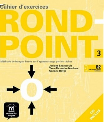 Rond-point 3 – Cahier dexercices + CD